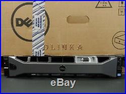 Dell Poweredge R730 Server 8 Bay Sff 2.5 Barebones Empty Chassis 0cmmn Rk5tk