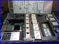 Dell Poweredge R810 4x Intel 6-Core Xeon E7540 with HT @ 2.0GHz, 128gb, H700