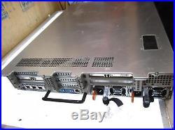 Dell Poweredge R820 2U Server 4x Intel Xeon E5-4620 8-Core 2.2GHz 128GB DDR3^