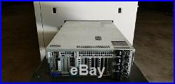 Dell Poweredge R910 Server 4x 8-Core X7560 2.3GHz 64GB RAM 2-300GB SAS 10K H700