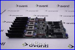 Dell Poweredge R910 Server Motherboard Quad Xeon Lga 1567 P658h 0p658h