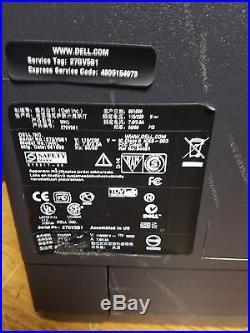 Dell Poweredge SC 1420 Tower Server Xeon 3GHz CPU 2GB RAM 2x 80GB
