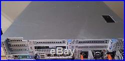 Dell Poweredge Server R720 6 core E5-2620 V2 2.1Ghz, 2x16GB Ram, 8bay, NOHDD