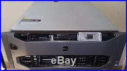 Dell Poweredge Server R910 4x8 core E7-8837 2.66Ghz 128GB Ram 1x 300GB HDD
