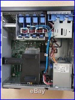 Dell Poweredge T110 Tower Server 2 x 250GB drives, Intel Celeron 2.26GHz CPU