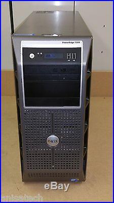 Dell Poweredge T300 Tower Intel Xeon 2.66GHz E5430 24GB RAM 2TB (4x 500GB) SATA