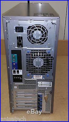 Dell Poweredge T300 Tower Intel Xeon 3.00 GHz E5450 24GB RAM 2TB 4x500GB 7.2K ES