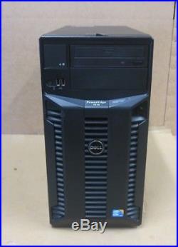 Dell Poweredge T310 8GB RAM 500GB HDD Intel Core i3-540 Processor Tower Server