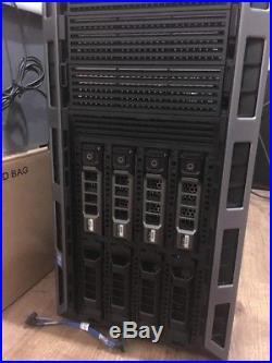 Dell Poweredge T320 Server Intel e5-2430 2.2GHZ 6 Core 24GB windows server 2012