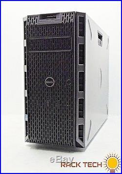 Dell Poweredge T320 Server Xeon E5-2407 48gb Ram 4x2tb Sas Hdd H310 Dual Psu
