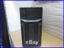 Dell Poweredge T410, 2x Xeon E5620 2.4GHz 8C, 16GB, SAS1068E-IR, 2x PSU