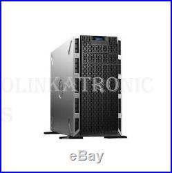 Dell Poweredge T430 Tower Server 8 Bay 3.5 Barebones Cto Chassis Nt1pn