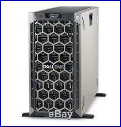 Dell Poweredge T440 16 Bay Sff Server Xeon 4110 32gb Perc H730p Idrac9 Enterpris