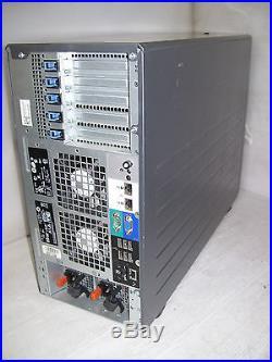 Dell Poweredge T610 2 x Six Core 5670 24GB DDR3 2 x 300gb 15k 2 x 1TB Perc6i