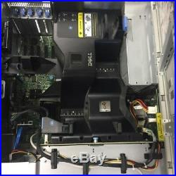 Dell Poweredge T610 E5506 8GB DDR3 ECC 4 x 1TB 7.2K SAS