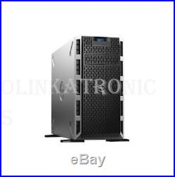 Dell Poweredge T630 18 Bay Lff Server Dual 14c E5-2683 V3 32gb H730p Enterprise