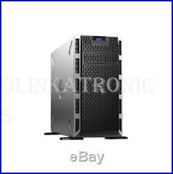 Dell Poweredge T630 8 Bay Lff Server 10 Core E5-2660 V3 32gb H730