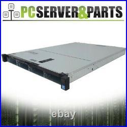 Dell R320 4B LFF Barebones Chassis No CPU No RAM No 3.5 HDD DRPS