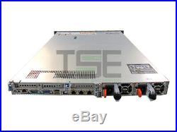 Dell R620 10-Port Server CTO NO CPU NO HDD NO MEMORY with H710P + RAILS