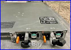 Dell R630 Server 2x E5-2620v3 CPU 32GB 2x 300GB, Power, RAID, iDRAC8 Enterprise