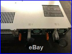 Dell R630 Server 2x E5-2680v3 12Core CPU 128GB 8x 512GB SSD, Power, RAID, iDRAC