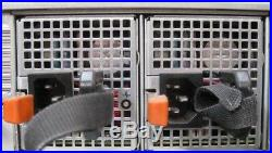 Dell R710 8 bay 2.5 HDD Server 2x Six Core E5649 @2.53GHz 24GB RAM 6x 148GB HDD