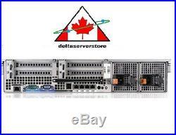 Dell R710 High-End Virtualization Server 12-Core 128GB RAM 2 X 600Gb 10K SAS