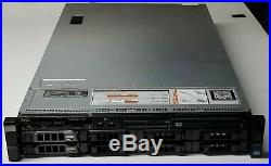 Dell R720 Server with 2x 8-Core 2.0GHz E5-2650, 32GB, 2x 450GB 15K SAS 8-3.5-Bay