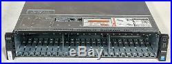 Dell R730XD Barebones Server 24x 2.5 Bay Chassis With 2x 750W PSU 2x Heat Sinks
