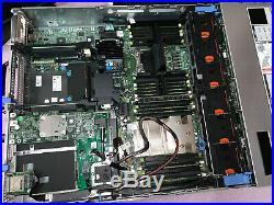 Dell R730xd OEM LFF 3.5 12-bay + Flex Server E5-2640V3 16GB H730P H330 10G 2PSU