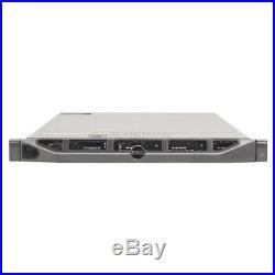 Dell Server PowerEdge R610 2x QC Xeon E5620 2,4GHz 24GB H700