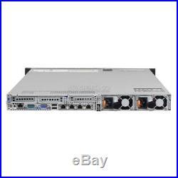 Dell Server PowerEdge R630 2x 8C Xeon E5-2630L v3 1,8GHz 128GB 10x SFF