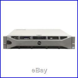 Dell Server PowerEdge R710 2x 6C Xeon L5640 2,26GHz 24GB 4xLFF H200