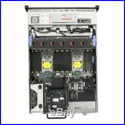Dell Server PowerEdge R720 2x 8C Xeon E5-2660 2,2GHz 64GB 16xSFF H310 iDRAC
