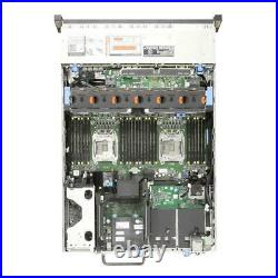 Dell Server PowerEdge R730xd 2x 10C Xeon E5-2660 v3 2,6GHz 128GB 26xSFF H730