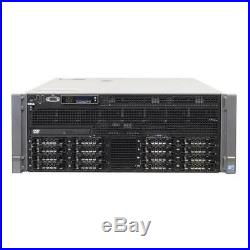 Dell Server PowerEdge R910 2x 8C Xeon E7-8837 2,66GHz 64GB 16xSFF H700