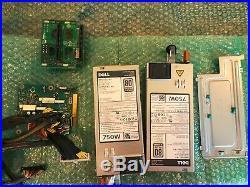 Dell T320 T420 Redundant Hot Swap Power Supply 750w Upgrade Kit Poweredge Server