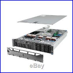 Energy-Efficient Dell PowerEdge R710 Server 2x 2.26Ghz L5520 QC 64GB
