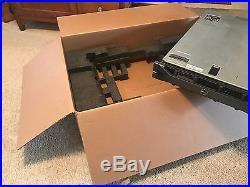 Enterprise Dell PowerEdge R710 2.26GHz 8-Core Server 32GB RAM NO STORAGE