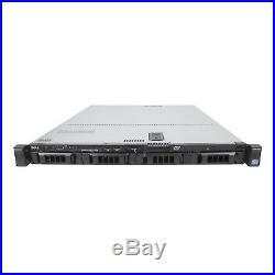 Entry-Level DELL PowerEdge R420 Server 2x 2.20Ghz E5-2407 QC 48GB