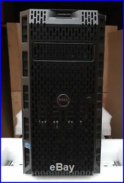 FreeNAS Server Dell T620 LFF 3.5 Two E5-2650 96GB H310 8x 6TB SAS 2x PSU 48TB