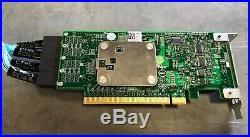 GY1TD DELL POWEREDGE R630 SERVER SSD NVMe PCIe EXTENDER EXPANSION CARD WithCables