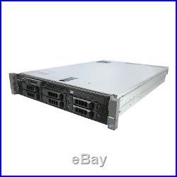 High-End Virtualization Server 12-Core 144GB RAM 12TB RAID Dell PowerEdge R710