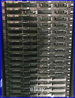 LOT OF (100) DELL POWEREDGE R410 SERVER With E5620 2.4GHZ QC SAS6/IR