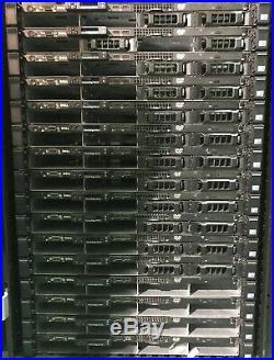 LOT OF (25) DELL POWEREDGE R410 SERVER With E5620 2.4GHZ QC SAS6/IR