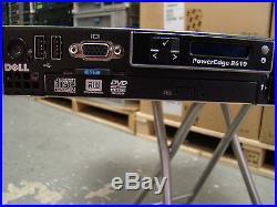 LOT OF 2 -Dell PowerEdge R610 Server 2X SIX Core 3.06GHz X5675 96GB 6X300GB-10K
