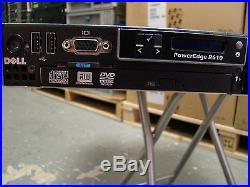 LOT OF 3 -Dell PowerEdge R610 Server 2XSIX Core 3.06GHz X5675 128GB 6X300GB RAID
