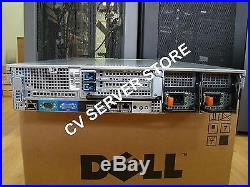 LOT of 3 Dell PowerEdge 2950 Server 2XQuad Core 3.0GHz X5450 32GB 6x450GB-15K