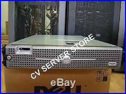 LOT of 3 Dell PowerEdge 2950 Server 2XQuad Core 3.0GHz X5450 32GB 8x450GB-SAS