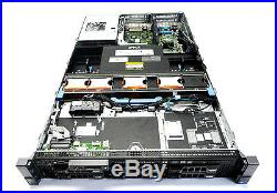 NEW Dell PowerEdge E02S R710 Blade Server 6TB 8GB 2.4GHz Quad Core